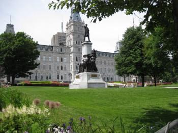 Оттава, здание парламента Канады