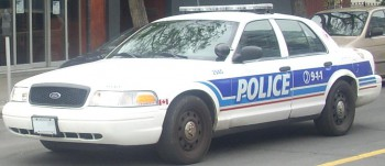 Полиция Оттавы