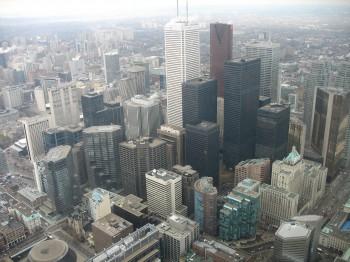 Торонто, центр, даунтаун
