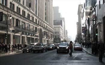 Улица Saint Catherine, Монреаль