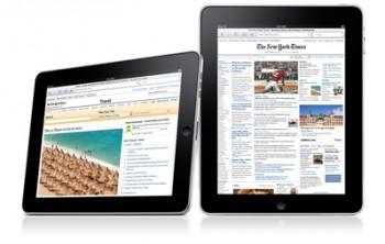 Apple iPad купить в Канаде с 28 мая
