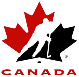 Эмблема сборной Канады по хоккею с шайбой