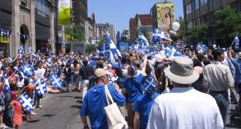 Национальный праздник Квебека