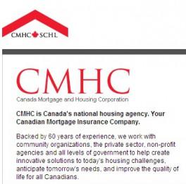 Канадской ипотечная и жилищно-строительной корпорации (CMHC)