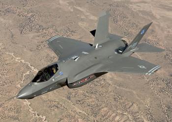 Канадские ВВС закупят Lockheed Martin F-35 Lightning II