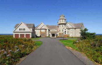Самый дорогой дом коттедж в Канаде