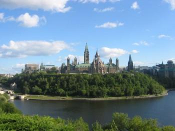Парламентский холм, Канада