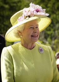 Её Величество Королева Елизавета II