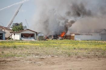 Взрыв дома в Эдмонтон, Альберта