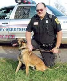 Полицейский города Абботсфорд, Британская Колумбия