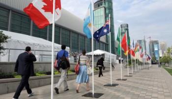 большая восьмёрка, большая индустриальная двадцатка, саммит