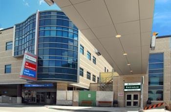 Health Sciences Centre больница Виннипег