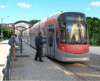 трамвай Торонто