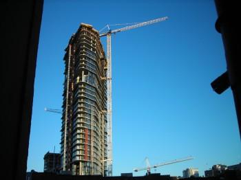 Британская Колумбия, Ванкувер, строители, работа