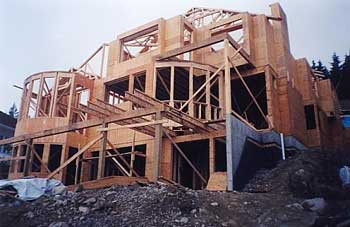 строительство жилья, Канада