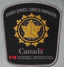 канадская пограничная служба