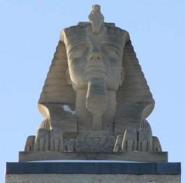 массонские символы на здании, Манитоба, Виннипег