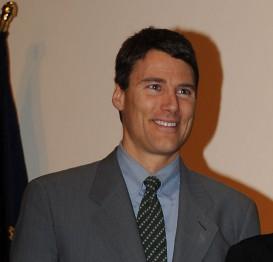 Грегор Робертсон мэр Ванкувера Британская Колумбия
