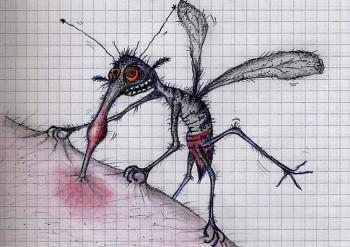 Манитоба комар-переносчик вестнильский вирус