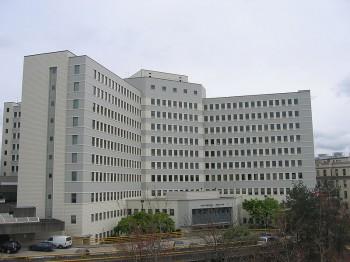 Vancouver General Hospital больница Ванкувер