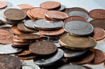канадские монеты Канады