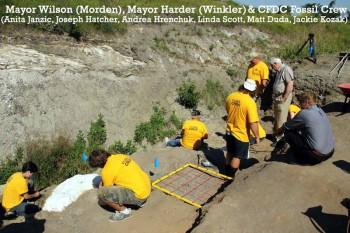 Канадский палеонтологический центр