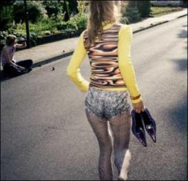 несовершеннолетние проститутки. Канада