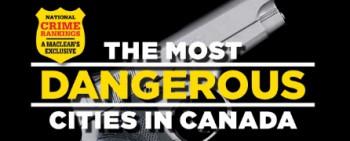 Виннипег самый преступный криминальный город Канады