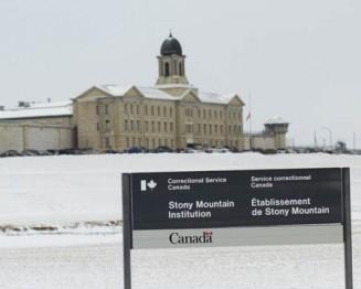 Тюрьма Стоуни Маунтин Stony Mountain Виннипег