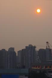 Ванкувер дым лесной пожар смог