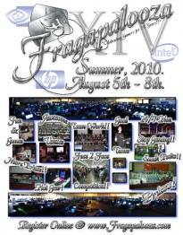 Fragapalooza - фестиваль компьютерных игр в Альберте