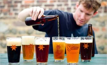 канада фестиваль пиво торонто