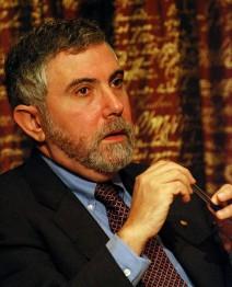 лауреат Нобелевской премии, экономист, профессор Принстонского университета Пол Кругман