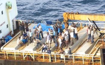 незаконные иммигранты в Канаду тамилы возможно тамильские тигры