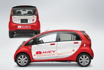 Электромобиль Mitsubishi i-MiEV Канада