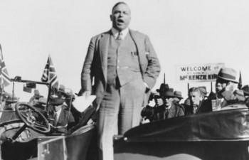 Уильям Лайон Макензи Кинг канадский известный антисемит