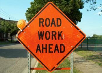 ремонт дорог дорожные работы Эдмонтон