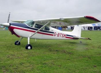 Самолёт Cessna 180A