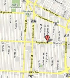 Sargent Avenue и Langside Street, Виннипег