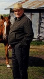 86-летний Джо Каз заблудился и нашёлся в Манитобе