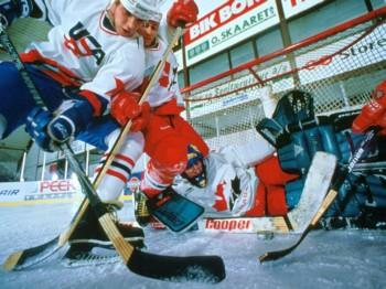 канадский хоккей