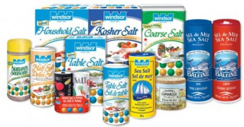 повареная соль Канада Windsor