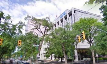 Здание штаб-квартиры Комиссии по делам о компенсациях в связи с травматизмом (WCB), Бродвей, Виннипег