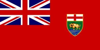 флаг Манитоба