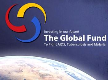 Эмблема Глобального фонда борьбы со СПИДом, туберкулезом и малярией
