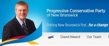 Дэвид Олворд Прогрессивно-консервативная_партия_Канады Нью-Брансуик