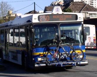 автобус Ванкувер