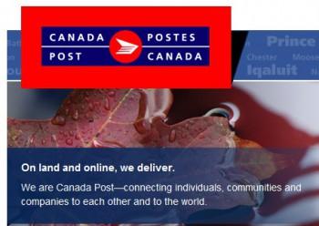 почта Канады