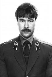 агент КГБ Михаил Ленников