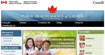 Агентство общественного здравоохранения Канады